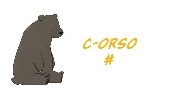 Il diario troppo poco personale: c-orso